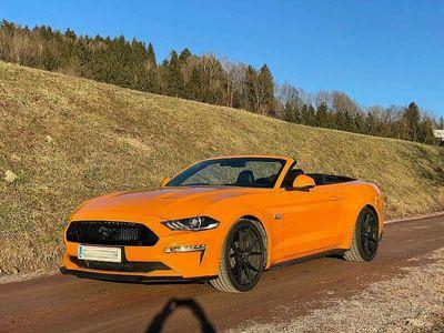 gebraucht Ford Mustang GT 5,0 V8 Cabrio Aut. Cabrio / Roadster