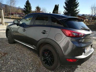 gebraucht Mazda CX-3 G150 AWD Revolution Aut. SUV / Geländewagen