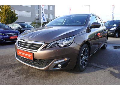 """gebraucht Peugeot 308 SW 2,0 BlueHDi 150 Allure 17"""" Felgen Aut.+AKTION+"""