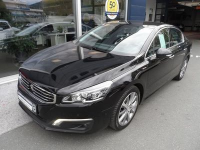 used Peugeot 508 2,0 BlueHDI GT Line S&S