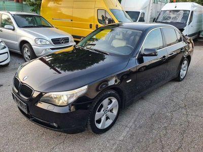 gebraucht BMW 530 5er-Reihe Allrad Diesel (E60) Aut.