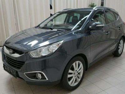 gebraucht Hyundai ix35 2.0 CRDi 100 kW Style 4WD *Voll Fahrbereit*