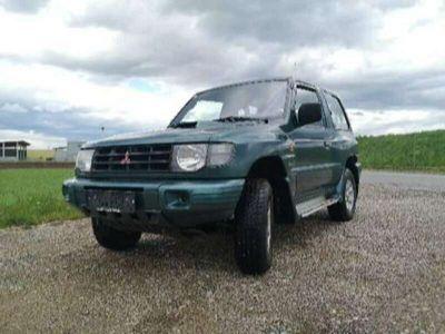 gebraucht Mitsubishi Pajero GL 2,5 TD