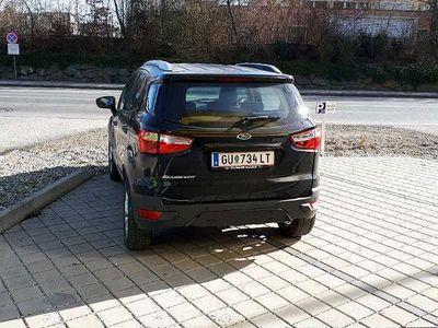 gebraucht Ford Ecosport 1,5 Ti-VCT Titanium Start/Stop Aut. SUV / Geländewagen,
