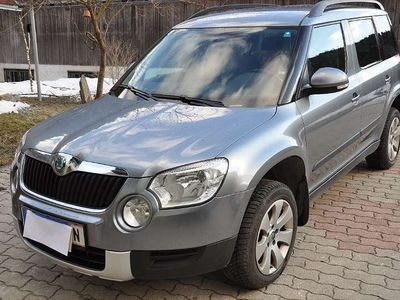 gebraucht Skoda Yeti Kombilimousine SUV / Geländewagen