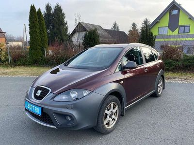 gebraucht Seat Altea XL Freetrack 2,0 4WD TDi DPF Kombi / Family Van