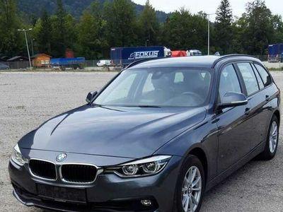 gebraucht BMW 318 3er-Reihe Kombi Diesel (F31) Touring Advan. Aut.
