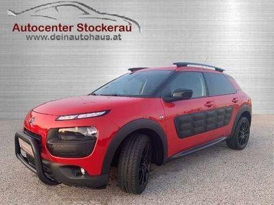 gebraucht Citroën C4 Cactus PureTech Adventure Edition Limousine