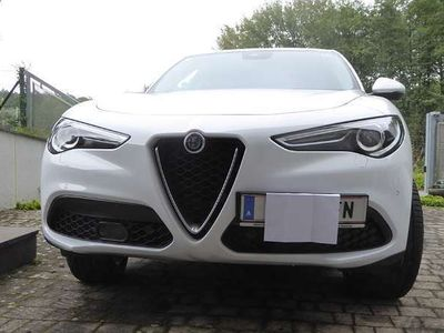 gebraucht Alfa Romeo Stelvio Super 2,0 ATX AWD SUV / Geländewagen