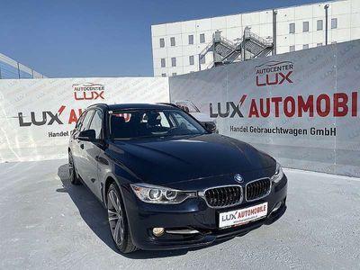 gebraucht BMW 325 3er-Reihe d Touring Österreich-Paket Kombi / Family Van