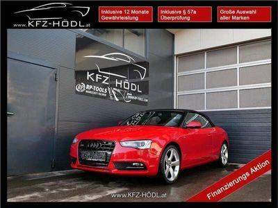 gebraucht Audi A5 Cabriolet 3,0 TDI DPF Multitronic*S-line*