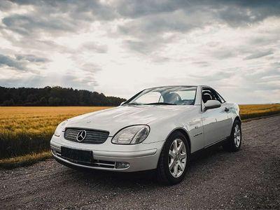 gebraucht Mercedes SLK230 K Cabrio / Roadster