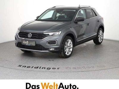 gebraucht VW T-Roc Sport TSI ACT DSG