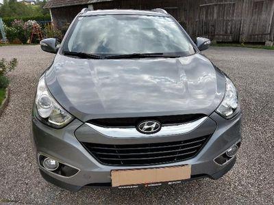 gebraucht Hyundai ix35 2,0 CRDi Style 4WD