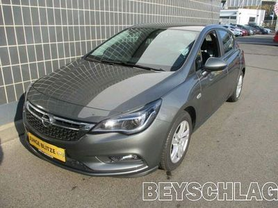 usata Opel Astra 0 Turbo Ecotec Dir. Inj. Österreich Edition St.