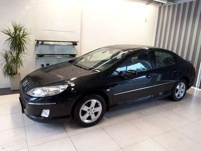 gebraucht Peugeot 407 Premium 1,6 HDI 110