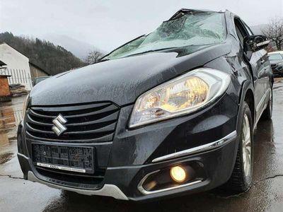 gebraucht Suzuki SX4 S-Cross ALLRAD,4X4, BENZIN, KLIMA, EURO-6!*
