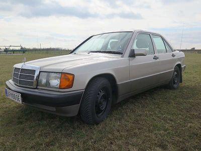 gebraucht Mercedes 190 2.5D 5 Zylinder W201 Limousine