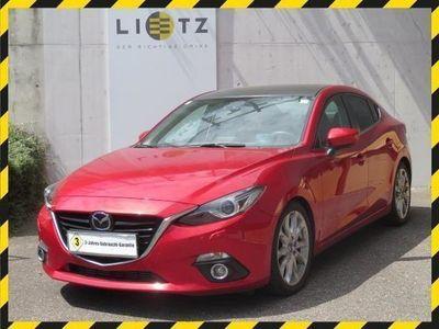 gebraucht Mazda 3 CD150 Revolution Top