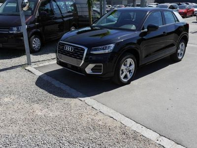 gebraucht Audi Q2 2.0 TDI DPF SPORT * QUATTRO S-TRONIC LED-SCHEIN...