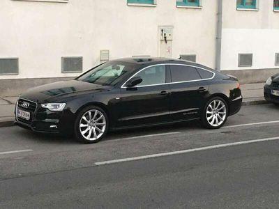 gebraucht Audi A5 Sportback 3,0 TDI quattro Sport DPF S-tronic
