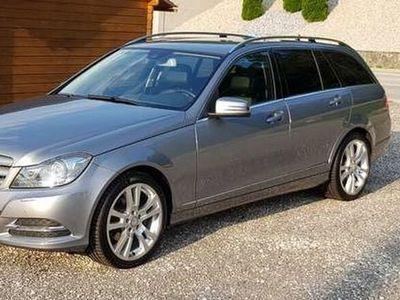gebraucht Mercedes C220 C-KlasseT CDI Avantgarde A-Edition plus BlueEfficiency Aut. Kombi / Family Van