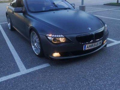 gebraucht BMW 635 6er-Reihe d e63 Sportwagen / Coupé