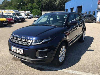 gebraucht Land Rover Range Rover evoque 2.0 SE SUV / Geländewagen
