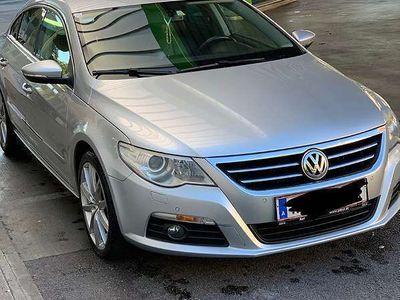 gebraucht VW CC Volkswagen2.0 TDI Sportwagen / Coupé