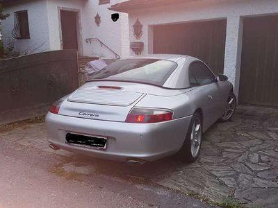 gebraucht Porsche 911 Carrera Cabriolet 996/KF11/01 / Roadster