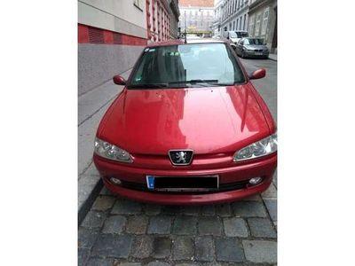 gebraucht Peugeot 306 1,6 Style Klima