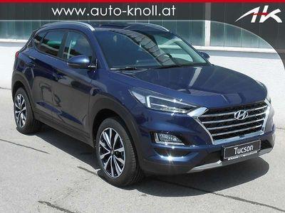 gebraucht Hyundai Tucson 1,6 CRDI 4WD Level 4 SUV / Geländewagen