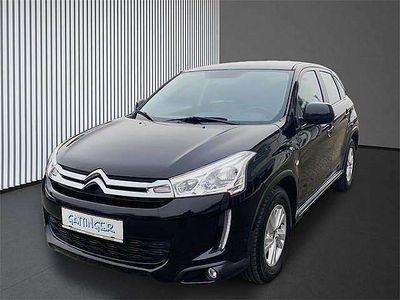 gebraucht Citroën C4 Aircross HDi 115 2WD Seduction SUV / Geländewagen