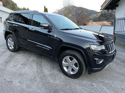 gebraucht Jeep Grand Cherokee 3,0 V6 CRD Limited