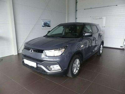 gebraucht Ssangyong XLV 1,6i 2WD Dream Aut. SUV / Geländewagen