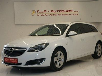 gebraucht Opel Insignia SPORT TOURER NETTO:12.475€ *TEMPOMAT*DACHRELING*PD