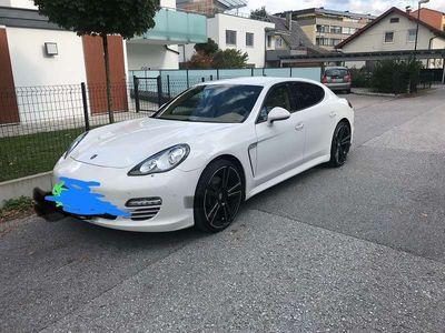 gebraucht Porsche Panamera 4 Sportwagen / Coupé,