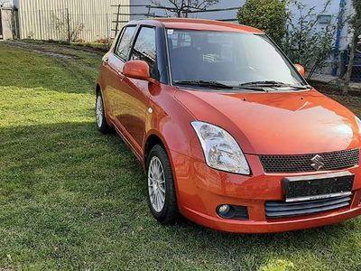 gebraucht Suzuki Swift 1,3 GL 4WD Klein-/ Kompaktwagen