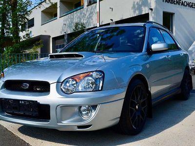 gebraucht Subaru Impreza 2.0 WRX Kombi / Family Van