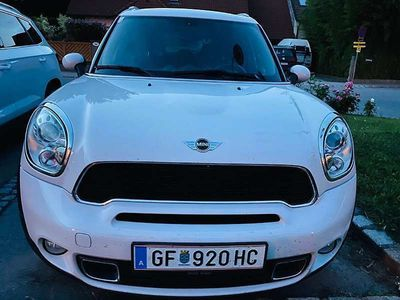 gebraucht Mini Cooper SD Countryman 2,0 ALL4, Panoramadach,Schiebedach SUV / Geländewagen