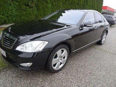 gebraucht Mercedes S500 S-KlasseV8 Standhz/Distronic+,4.Sitzkli, Kühlf, Limousine