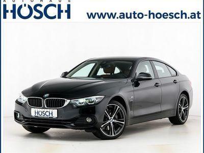 gebraucht BMW 440 i xDrive Gran Coupe Sport Line Aut. LP: 80.785.-€