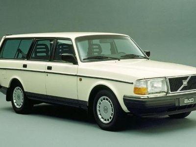 usata Volvo 240 GL