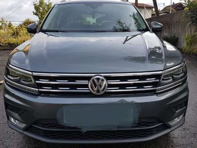 gebraucht VW Tiguan 1,4 TSI Comfortline