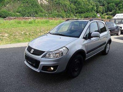 gebraucht Suzuki SX4 1,9 GL DDiS special 4WD SUV / Geländewagen