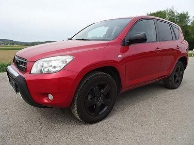 used Toyota RAV4 2,0 VVT-i 4WD Cross Sport Aut.