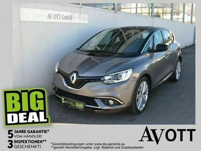 gebraucht Renault Scénic Blue dCi 120 Limited