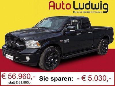 gebraucht Dodge Ram LKW Quad Cab Laramie Black Premium*Navi*22%Zoll*B