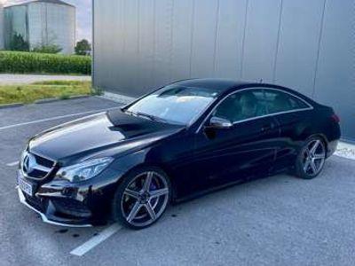 gebraucht Mercedes E250 CDI Aut.