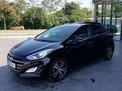 gebraucht Hyundai i30 1,6 GDI DCT Premium Limousine
